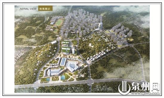 世界瓷都·国际陶瓷艺术城项目效果图