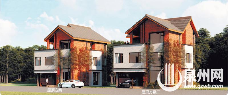 设计方案之一《农村N+n组合住宅(宅基地90平方米)》