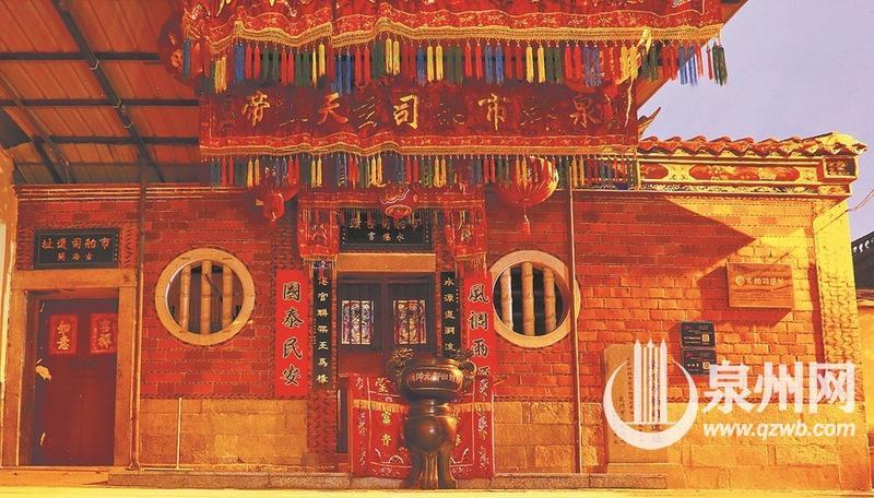 水仙宫历史源远流长