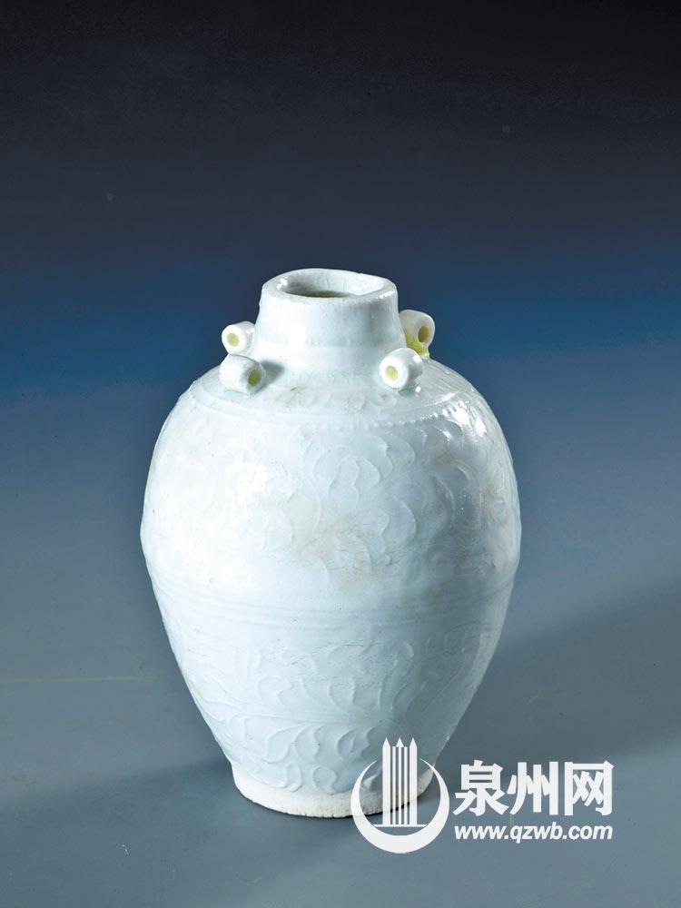 """""""马可·波罗罐""""是有文字记载的第一件到达欧洲的中国瓷器"""